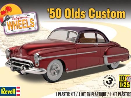 Revell 1/25 '50 Olds Custom