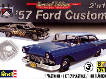 Revell 1/25 57 Ford Custom (RMC4283)