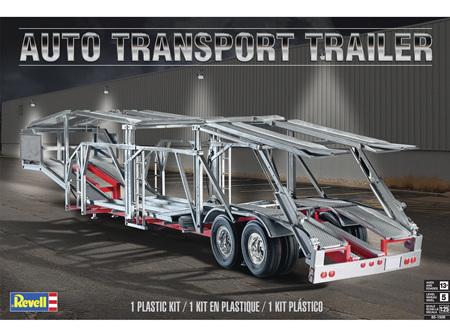Revell 1/25 Auto Transport Trailer (RMX1509)