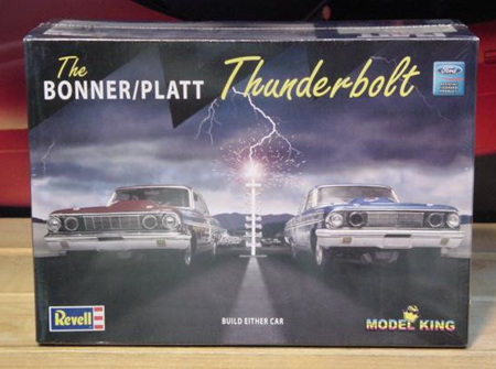 Revell 1/25 Bonner/Platt Thunderbolt