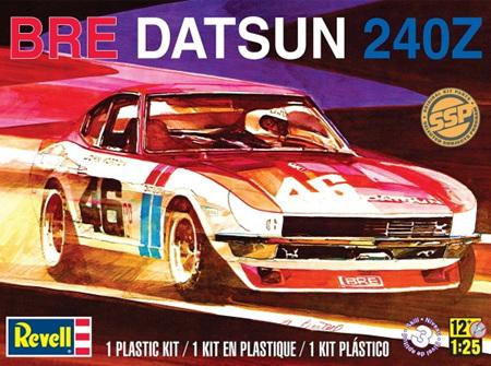 Revell 1/25 BRE Datsun (SSP)