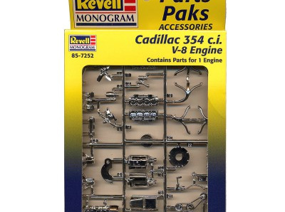 Revell 1/25 Cadillac 354ci V8 Engine (RMX7252)