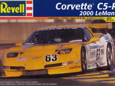 Revell 1/25 Corvette C5-R Endurance Racer (RMX2354)