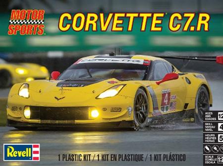 Revell 1/25 Corvette C7R (RMX4304)