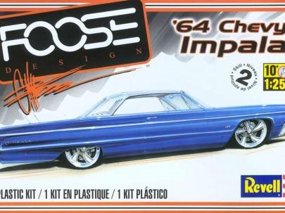 Revell 1/25 Foose '64 Chevy Impala