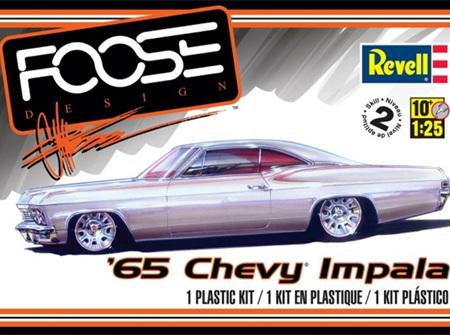 Revell 1/25 Foose 65 Chevy Impala (RMX4190)