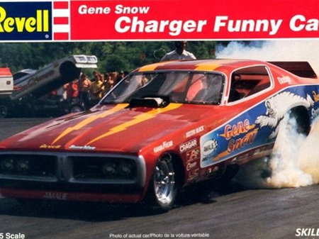 Revell 1/25 Gene Snow Charger Funny Car