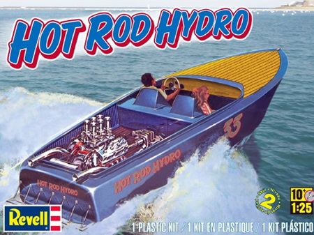 Revell 1/25 Hot Rod Hydro