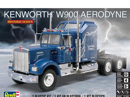 Revell 1/25 Kenworth W900 Aerodyne (RMX1507)