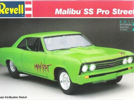 Revell 1/25 Malibu SS Pro Street