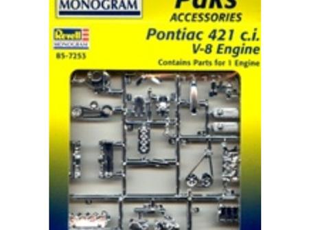 Revell 1/25 Pontiac 421ci V8 Engine (RMX7253)