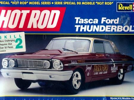 Revell 1/25 Tasca Ford Thunderbolt