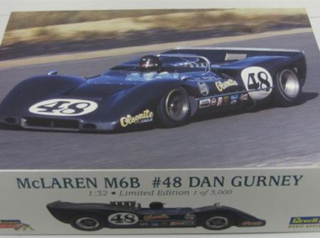Revell 1/32 McLaren M6B Dan Gurney