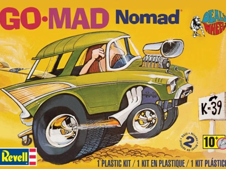 Revell Dave Deal's Go-Mad Nomad