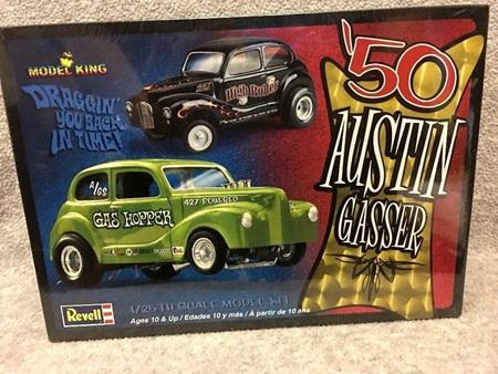 Revell/Model King 1/25 50 Austin Gasser