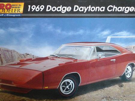 Revell Pro Modeller 1/25 1969 Dodge Daytona Charger