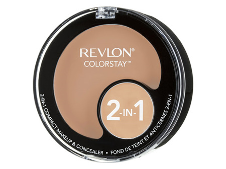 Revlon Colorstay 2In1 Compact Makeup  Concealer 110 Ivory