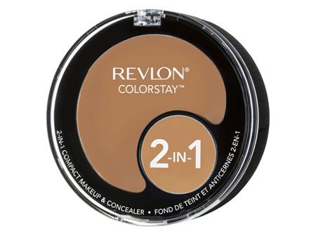 Revlon Colorstay 2In1 Compact Makeup  Concealer Medium Beige