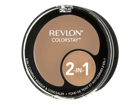 Revlon Colorstay 2In1 Compact Makeup  Concealer Natural Beige