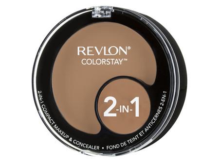 Revlon Colorstay 2In1 Compact Makeup  Concealer Nude