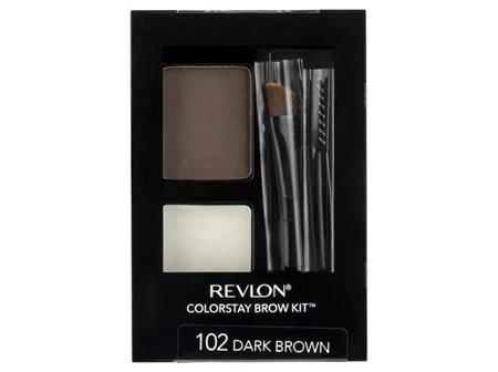 Revlon Colorstay Brow Kit Dark Brown