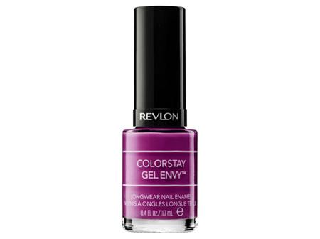 Revlon Colorstay Gel Envy Nail Enamel Berry Treasure