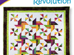 Revolution Quilt Pattern from Cozy Quilt Designs