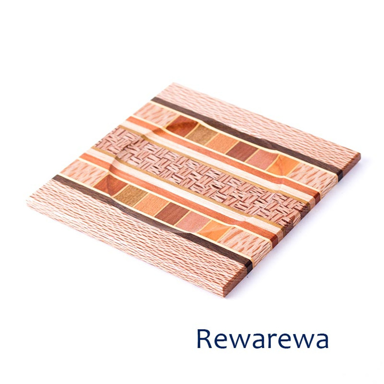 rewarewa timber coaster