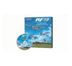RF9 Flight Simulator, Software Only by Real Flight