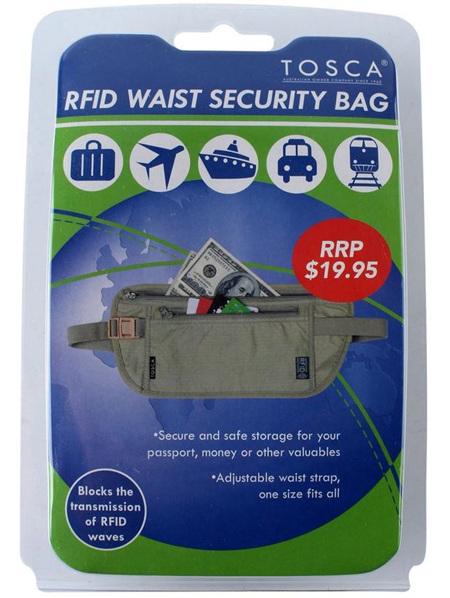 RFID Waist Security