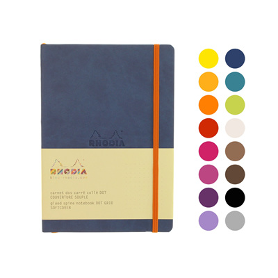 Rhodia soft cover notebook A5 - DOTTED