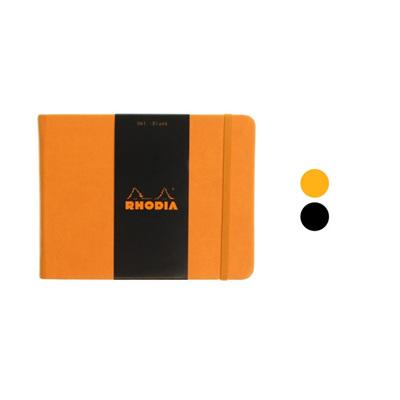 Rhodia Webnotebook - 14x11cm landscape BLANK