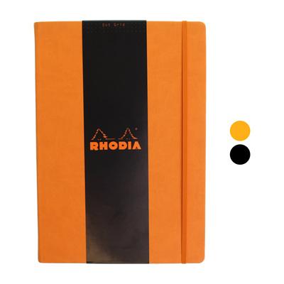 Rhodia Webnotebook - A4 DOTTED