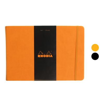 Rhodia Webnotebook - A5 landscape BLANK