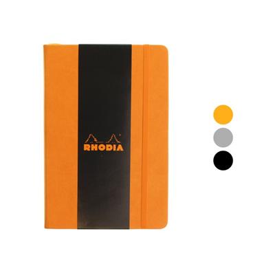 Rhodia Webnotebook - A5 LINED