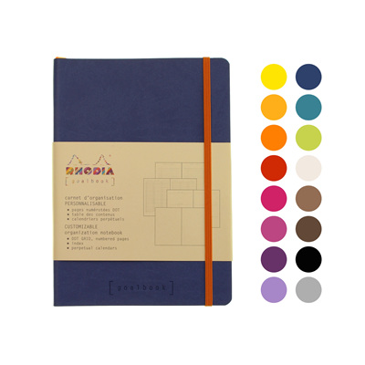 Rhodiarama Goalbook - A5 DOTTED