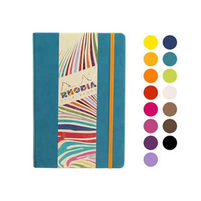 Rhodiarama Webnotebook - A5 LINED