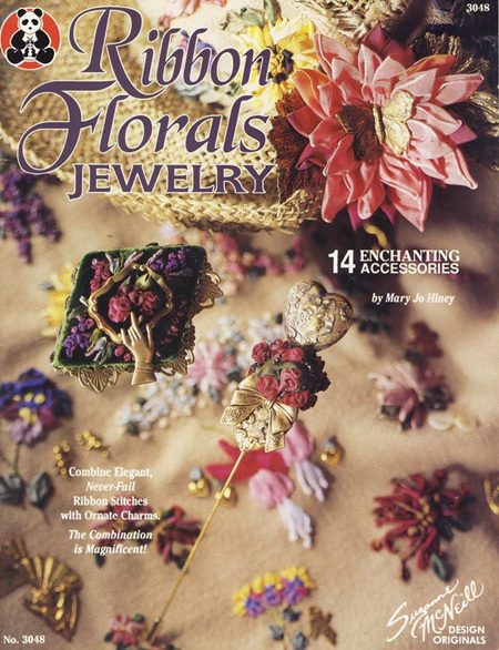 Ribbon Florals Jewelry