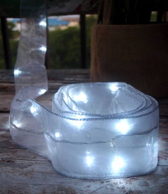 Ribbon seed lights - 3 colours available