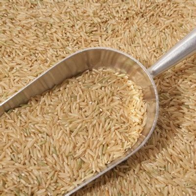 Rice Long Grain Organic Brown & White -  approx 1Kg