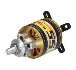 Rimfire .55 42-60-480 Outrunner Brushless 3-6s, 80Amp Peak, 1480w Peak Power, 268g, 5mm Shaft