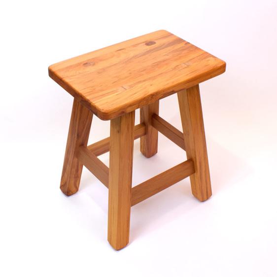 Rimu chair height te aroha stool