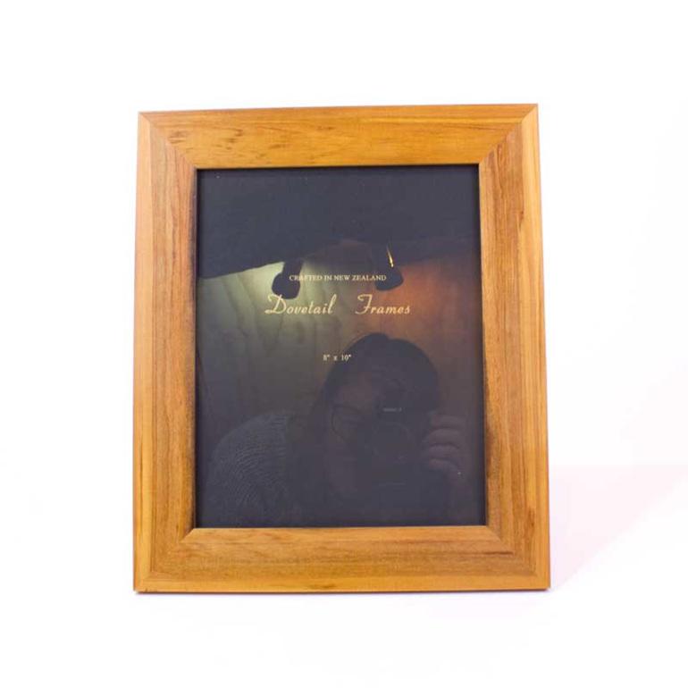 rimu dovetail frame 10 x 8