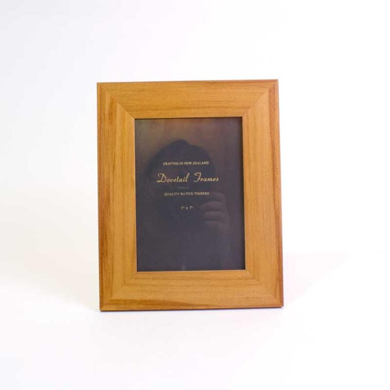 rimu dovetail frame 5x7