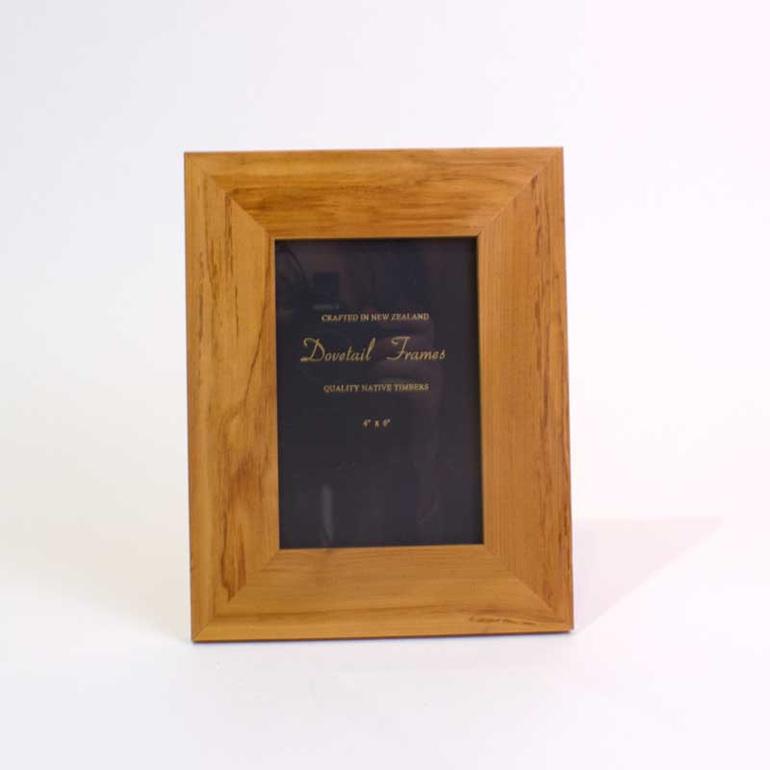 rimu dovetail frame 6x4