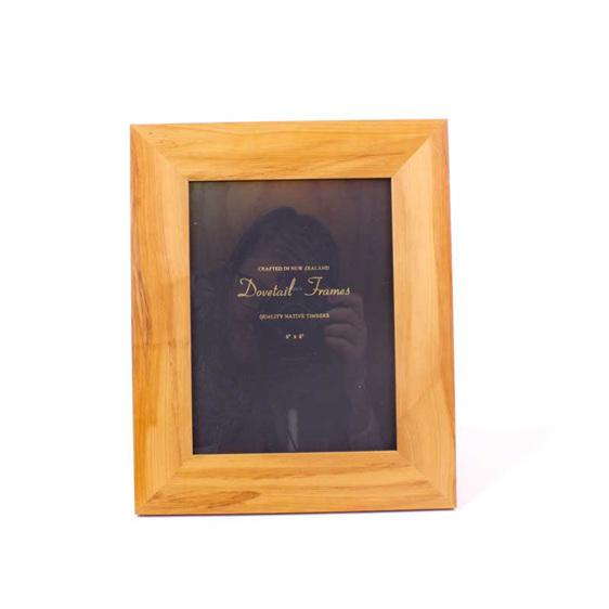 rimu dovetail frame 6x8