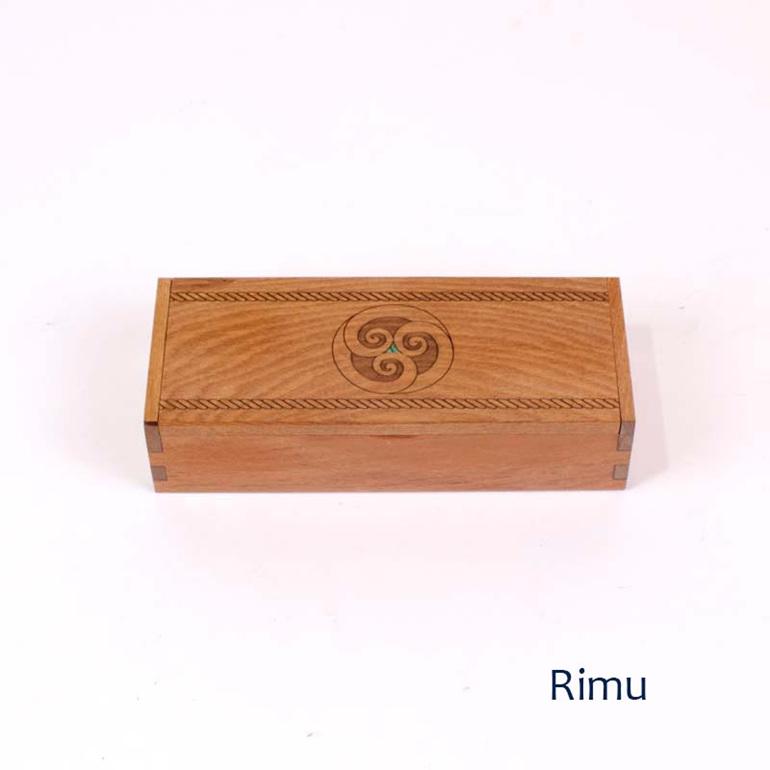 rimu long box - koru