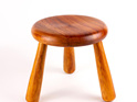 rimu milking stool