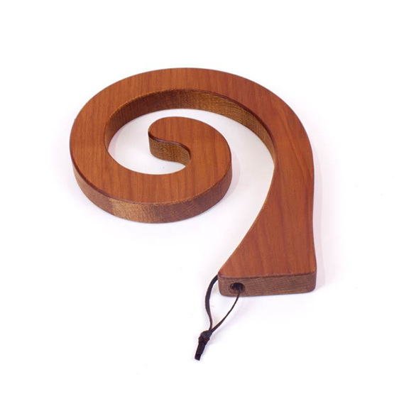 rimu single spiral table mat