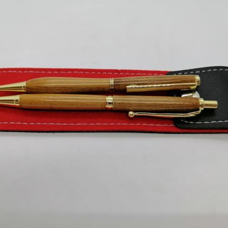 Rimu Slimline Pen & Pencil Set